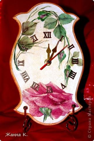 """часы """" Нежность"""""""