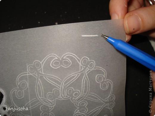 Сегодня будем делать сумочку в технике пергамано. фото 9