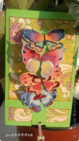 Теперь водопад из бабочек... фото 1