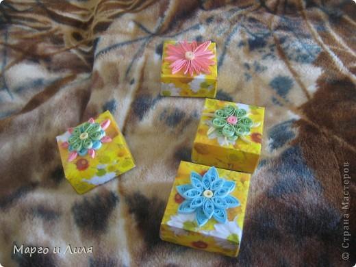 Коробочки для подарков 2 фото 3