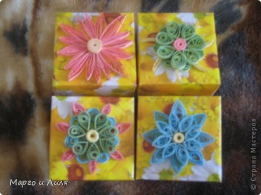 Коробочки для подарков 2 фото 1