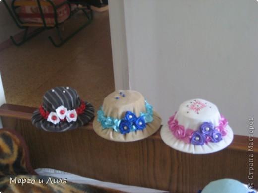 Еще шляпки фото 3