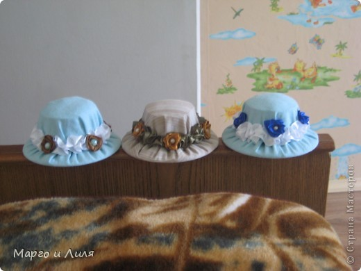 Еще шляпки фото 4