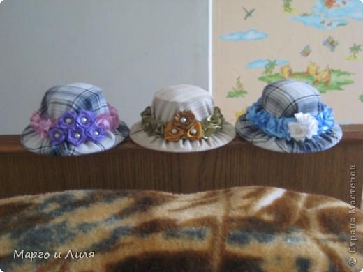 Еще шляпки фото 5