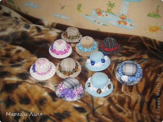 Еще шляпки фото 2