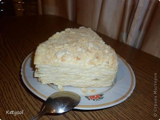 Ну очень вкусный тортик!!!