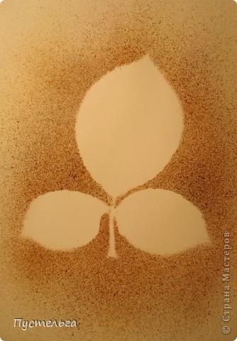 Мастер-класс Рисование и живопись Аэрография для ребят Акварель Материал природный фото 9