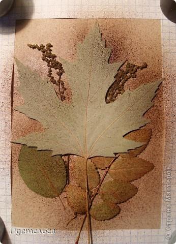 Мастер-класс Рисование и живопись Аэрография для ребят Акварель Материал природный фото 19
