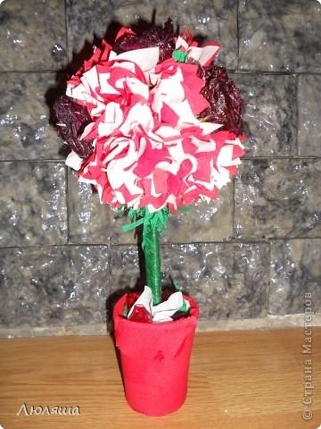 Мой дебют. Розы засушенные, покрытые лаком. фото 2