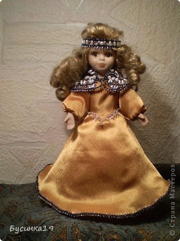 Одежда для куклы фото 1