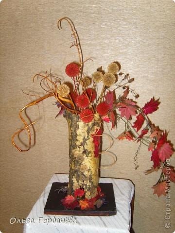 Любой букет в такую вазу непременно подойдёт! фото 2