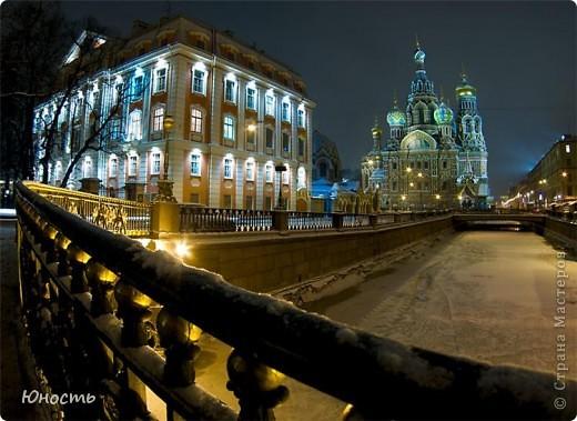 Нам посчастливилось родиться и жить в одном из прекраснейших городов мира - Санкт-Петербурге! (фото взято из интернета)  фото 1