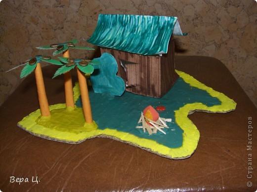 Остров Робинзона фото 1