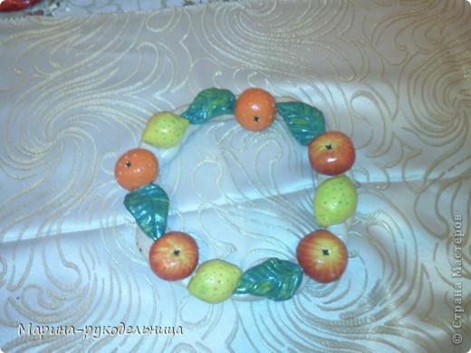 Похвалю себя, яблоки получились превосходные, Спасибо Марине Архиповой за МК! фото 2