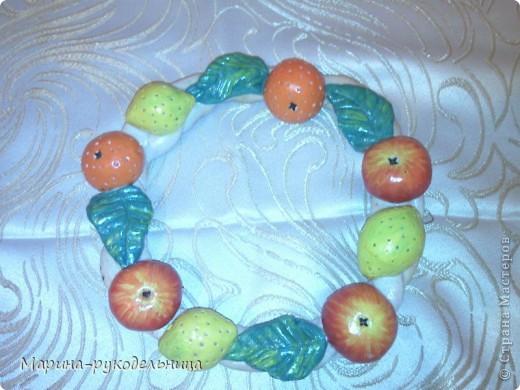 Похвалю себя, яблоки получились превосходные, Спасибо Марине Архиповой за МК! фото 1