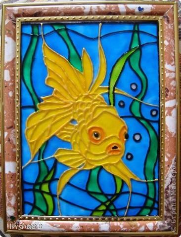 Золотая рыбка, которая исполнит Ваши желания!