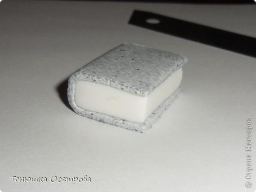 МК по изготовлению блокнотиков из пластики) фото 7