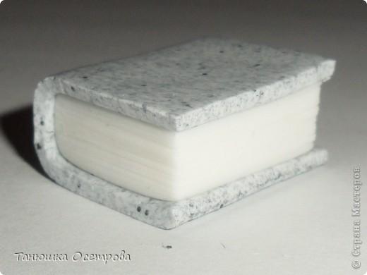 МК по изготовлению блокнотиков из пластики) фото 9