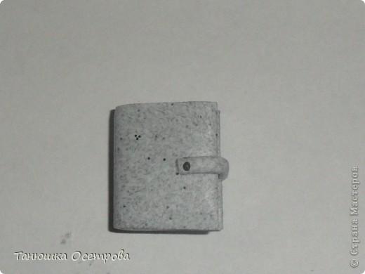 МК по изготовлению блокнотиков из пластики) фото 11