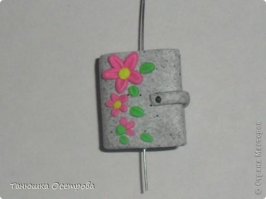 МК по изготовлению блокнотиков из пластики) фото 12
