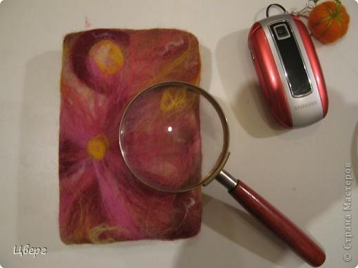 Обваляное и декорированное шерстью мылко будет приятным подарочком к весенним праздникам фото 6