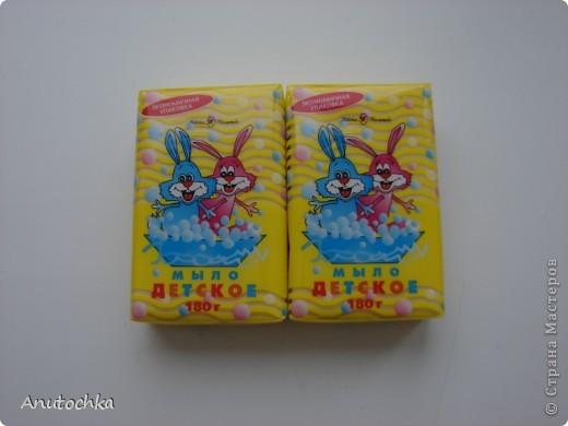 Вот такое мыло с запахом эвкалипта можно сварить для мужчины на 23 февраля или любой другой праздник. фото 2