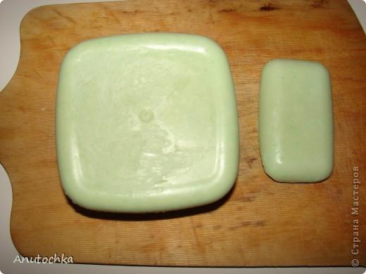 Вот такое мыло с запахом эвкалипта можно сварить для мужчины на 23 февраля или любой другой праздник. фото 17