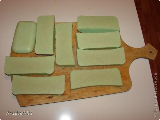 Вот такое мыло с запахом эвкалипта можно сварить для мужчины на 23 февраля или любой другой праздник. фото 18