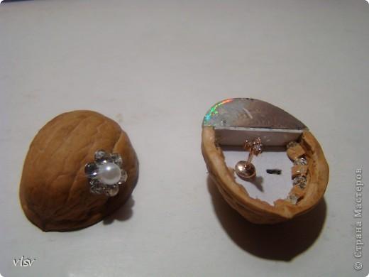 Шкатулка для сережек фото 2