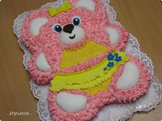"""торт """" Крошка-Мишка"""" фото 2"""