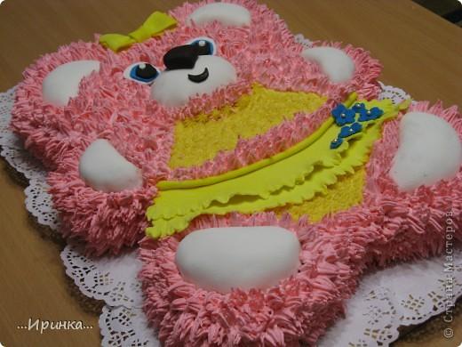 """торт """" Крошка-Мишка"""" фото 3"""