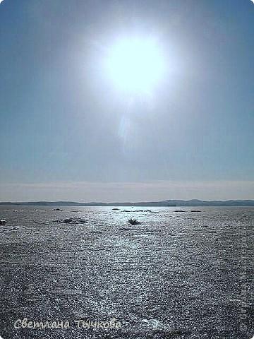 Погода сегодня выдалась чудная,а так как у нас был выходной,то куда же ещё как не на рыбалку! фото 1