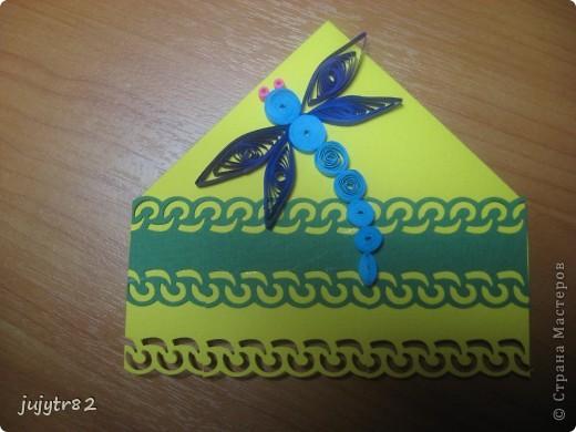 Сестра очень попросила сделать ей закладку для книг. Выполнила ее просьбу))) фото 1