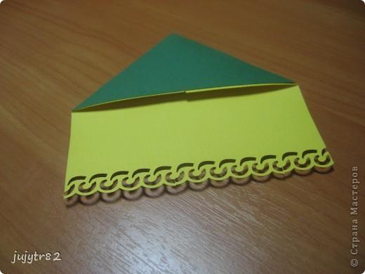 Сестра очень попросила сделать ей закладку для книг. Выполнила ее просьбу))) фото 3