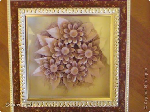 Сиреневые цветочки. Размер 15х15см.  фото 1