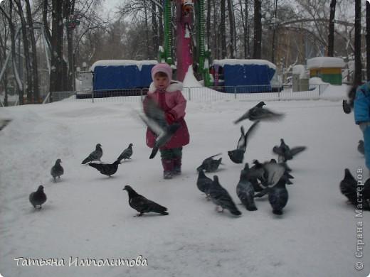В Перми проходил открытый кубок России по снежной и ледовой скульптуре.Пермяки получили первое место по снежным скульптурам фото 14