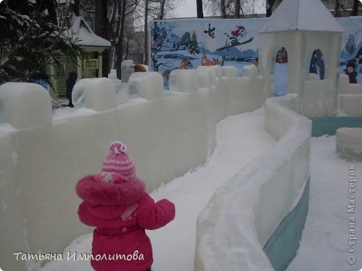 В Перми проходил открытый кубок России по снежной и ледовой скульптуре.Пермяки получили первое место по снежным скульптурам фото 19