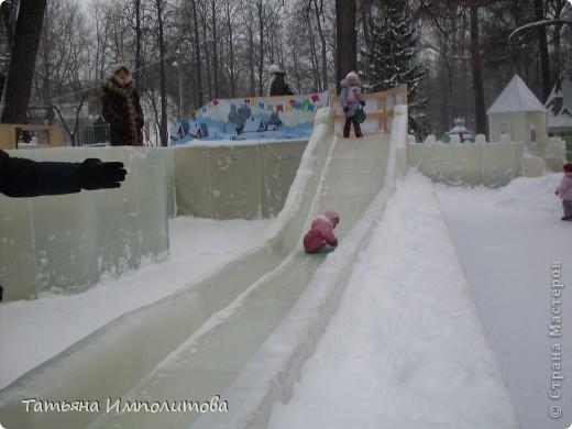 В Перми проходил открытый кубок России по снежной и ледовой скульптуре.Пермяки получили первое место по снежным скульптурам фото 21
