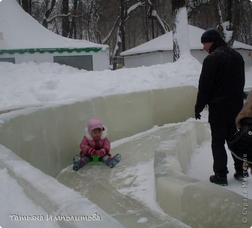 В Перми проходил открытый кубок России по снежной и ледовой скульптуре.Пермяки получили первое место по снежным скульптурам фото 22