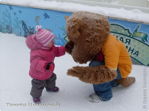 В Перми проходил открытый кубок России по снежной и ледовой скульптуре.Пермяки получили первое место по снежным скульптурам фото 17