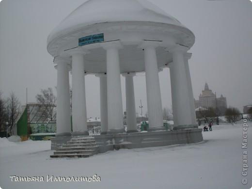 В Перми проходил открытый кубок России по снежной и ледовой скульптуре.Пермяки получили первое место по снежным скульптурам фото 15