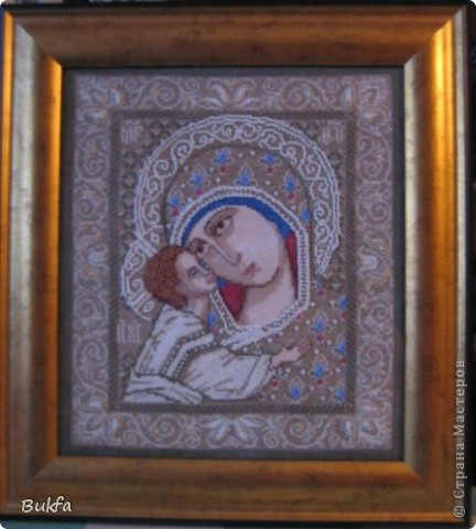 Икона Игоревской богоматери фото 1