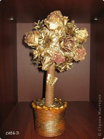 Золотое деревце счастья фото 1