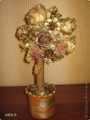 Золотое деревце счастья фото 2
