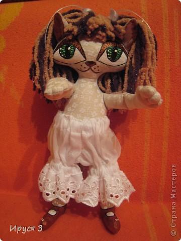 Кошечка Анютка фото 2