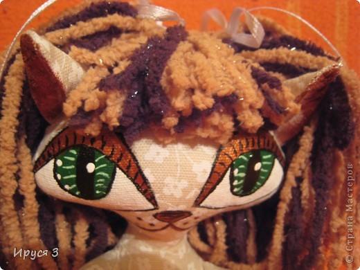 Кошечка Анютка фото 4