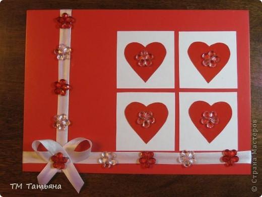 Мои первые   открытки  в  игре  по скетчу.  Материалы:Цветной  картон , цветная  бумага ,тесьма, бусины  в  виде  цветка , гель  с  блёстками , наклейки ,клей. фото 4