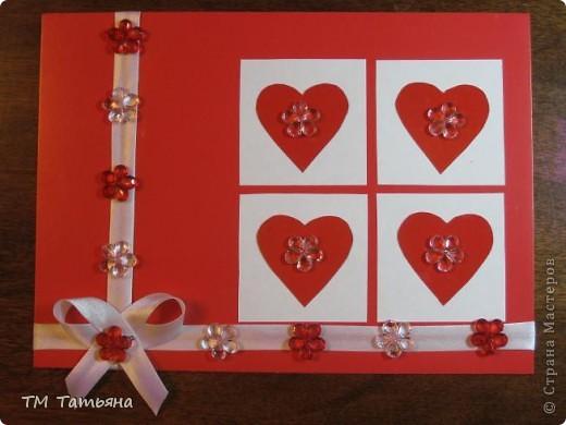 Мои первые   открытки  в  игре  по скетчу.  Материалы:Цветной  картон , цветная  бумага ,тесьма, бусины  в  виде  цветка , гель  с  блёстками , наклейки ,клей. фото 5