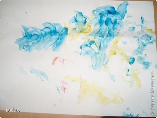 вот такой рисунок точечный мы сделали с Игнашей, была заготовка ее нужно было дорисовать точками фото 9