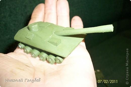 Немножко военной техники...(дерево) фото 3